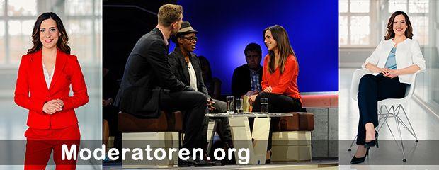 TV-Moderation Carina Jantsch Moderatoren.org