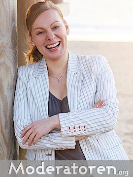 TV Moderatorin Eva Piorko Moderatoren.org