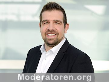 Veranstaltungsmoderator Michael Bernatek Moderatoren.org