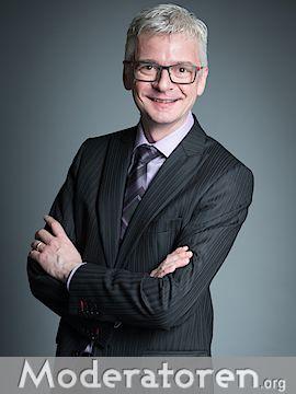 Veranstaltungsmoderator Stefan Häseli, Gossau SG, Schweiz Moderatoren.org