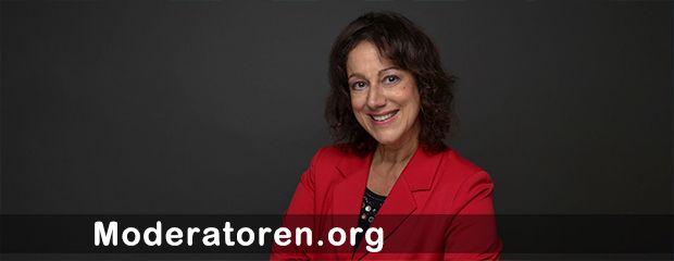 Veranstaltungsmoderatorin Sylvia Kunert Moderatoren.org