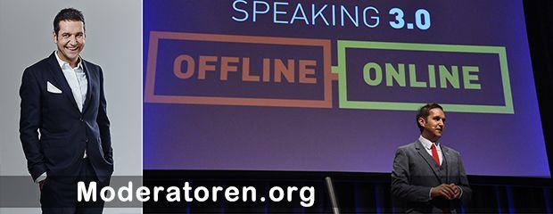 Web-TV Moderator Ralf Schmitt Moderatoren.org