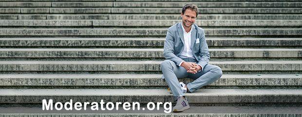 Web-TV Moderator Tobias Witton Moderatoren.org