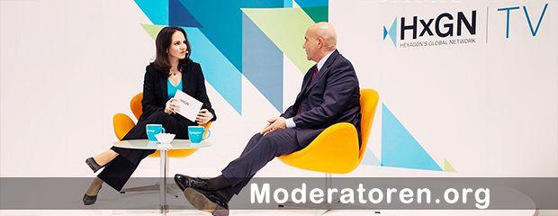 Web-TV Moderatorin Désirée Duray Moderatoren.org
