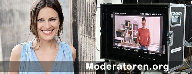 Web-TV Moderatorin Noemi Besedes Moderatoren.org