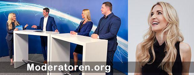 Web-TV Moderatorin Petra Bindl Moderatoren.org