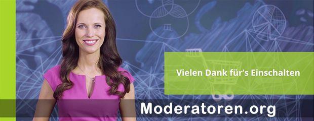 Web-TV Moderatorin Susanne Schöne Moderatoren.org