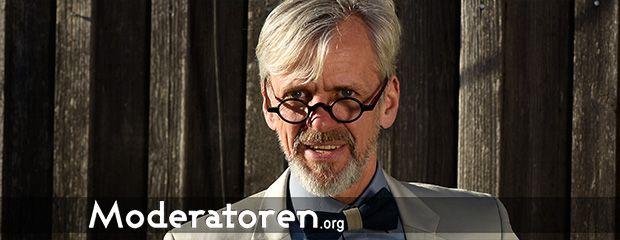 Wirtschaftsmoderator Rolf Schneidereit Moderatoren.org