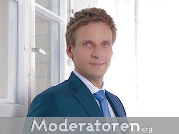 Wirtschaftsmoderator Thomas Sajdak Moderatoren.org