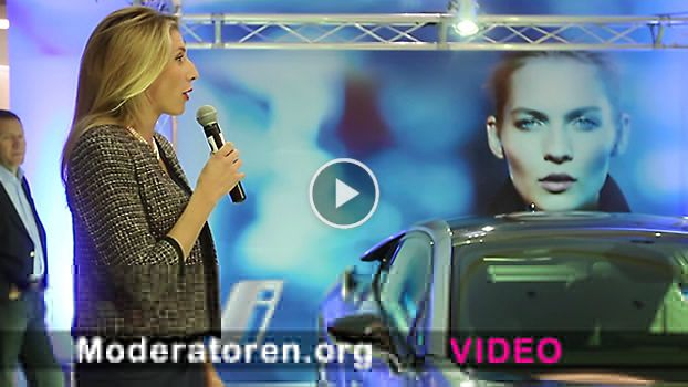 Event Moderatorin Video Showreel Lena Siep - Moderatoren.org