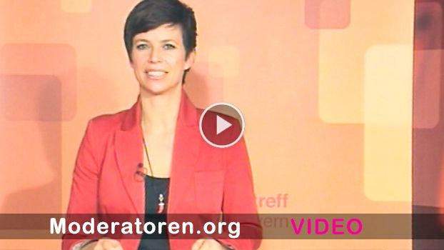 Event Moderatorin Video Showreel Dr. Iris Zink - Moderatoren.org