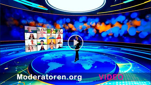 Kongress Moderatorin Video Showreel Duray - Moderatoren.org